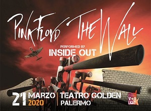 Pink Floyd Inside Out – The Wall